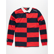 CONVERSE All Star Rugby Mens Polo Shirt