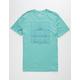 RVCA Sunrise Mens T-Shirt