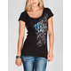 METAL MULISHA City Chick Womens Tee