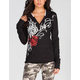 METAL MULISHA Maximum Womens Lightweight Hoodie