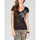 METAL MULISHA Passion Womens Tee