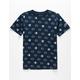 CHAMPION Allover C Logo Print Boys T-Shirt