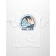 SALT LIFE Palm Sunset Mens T-Shirt
