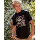 RVCA Lateral Boys T-Shirt