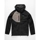 HUF Standard Shell 2 Black Mens Jacket
