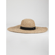 ROXY For Your Beloved Straw Sun Hat