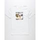 HURLEY Tropics Del Muertes Mens T-Shirt