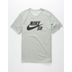 NIKE SB Logo Dri-FIT Mens T-Shirt