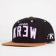 KR3W Team 2 Mens Snapback Hat