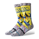 STANCE X-Men Wolverine Comic Mens Crew Socks