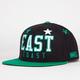 DGK Coastal East Mens Snapback Hat