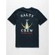 SALTY CREW Fishtail Navy Boys T-Shirt