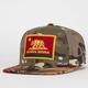 OFFICIAL Cali Camo Tropics Mens Strapback Hat