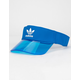 ADIDAS Tinted Brim Blue Visor