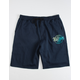 VOLCOM Rainmaker Dark Blue Mens Sweat Shorts