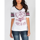 FOX Heritage Womens Football Tee
