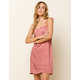WEST OF MELROSE Life Of The Party Satin Slip Dress