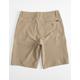 O'NEILL Reserve Heather Boys Khaki Hybrid Shorts