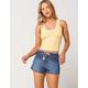 ROXY Go To The Beach Womens Denim Shorts