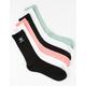 ADIDAS Originals 6 Pack Trefoil Mens Crew Socks