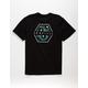 O'NEILL Phil Mens Black T-Shirt