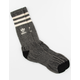 ADIDAS Natural Roller Mens Grey Crew Socks