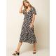 AMUSE SOCIETY Scarlett Midi Dress