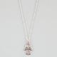 FULL TILT Hamsa Pendant Necklace