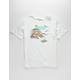 HURLEY Tiger Balm Mens T-Shirt