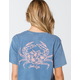 SALT LIFE Tropic Womens Pocket Tee