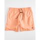 BILLABONG Good Times Mens Melon Volley Shorts
