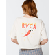 RVCA Pepper Womens Crop Tee
