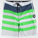 HURLEY Phantom 60 Block Party Warp Mens Boardshorts