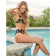 O'NEILL Sunflower Tall Knot Triangle Bikini Top