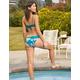 FULL TILT Linework Cheeky Bikini Bottoms