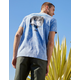 HURLEY x Matsumoto Shave Ice Tie Dye Mens T-Shirt
