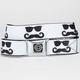 BUCKLE-DOWN Chevy Sunglass Mustache Buckle Belt