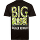 YEA.NICE Big Risk Mens T-Shirt