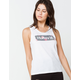 HURLEY One And Only Womens Tank Top