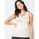 HURLEY Scenic Stripes Womens Tank Top