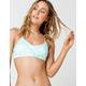 FULL TILT Tie Dye Pullover Bralette Bikini Top