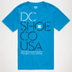 DC SHOES Highlight Stencil Mens T-Shirt