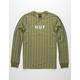 HUF Fine Stripe OG Mens T-Shirt