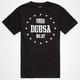 DC SHOES RD USA Ring Mens T-Shirt