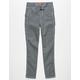 DICKIES Stretch Stripe Girls Carpenter Pants