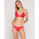 FULL TILT Red Bikini Cut Bikini Bottoms