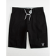 LRG Choppa Mens Black Shorts