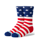 STANCE The Fourth St Kids Crew Socks
