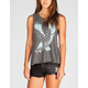 FULL TILT Eagle Womens Deep Armhole Muscle Tank
