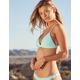 FULL TILT Fixed Triangle Frost Bikini Top